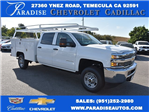 2017 Silverado 2500 Double Cab, Scelzi Utility #M17797 - photo 1