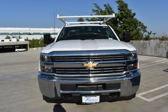 2017 Silverado 2500 Double Cab, Knapheide Utility #M17805 - photo 4