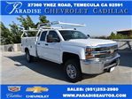 2017 Silverado 2500 Double Cab, Knapheide Utility #M17805 - photo 1