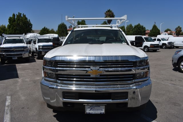 2017 Silverado 2500 Double Cab, Harbor Utility #M17813 - photo 4