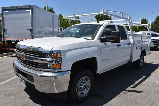 2017 Silverado 2500 Double Cab, Harbor Utility #M17813 - photo 5