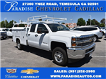 2017 Silverado 2500 Double Cab, Harbor Utility #M17813 - photo 1