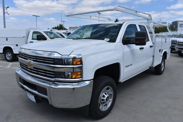 2017 Silverado 2500 Double Cab, Knapheide Utility #M17828 - photo 4