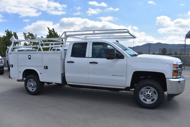 2017 Silverado 2500 Double Cab, Knapheide Utility #M17828 - photo 8