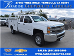 2017 Silverado 2500 Double Cab, Knapheide Utility #M17828 - photo 1