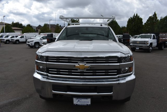 2017 Silverado 2500 Double Cab, Knapheide Utility #M17837 - photo 4