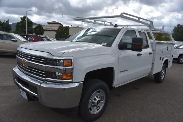 2017 Silverado 2500 Double Cab, Knapheide Utility #M17837 - photo 5