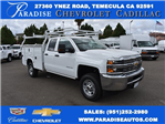 2017 Silverado 2500 Double Cab, Knapheide Utility #M17837 - photo 1