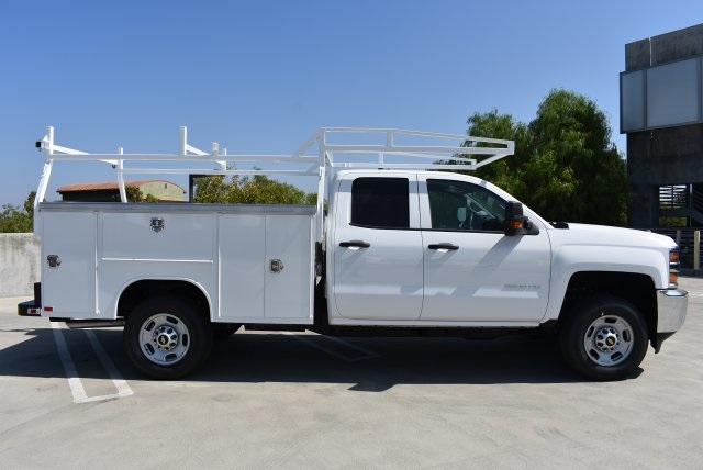 2017 Silverado 2500 Double Cab, Harbor Utility #M17838 - photo 8