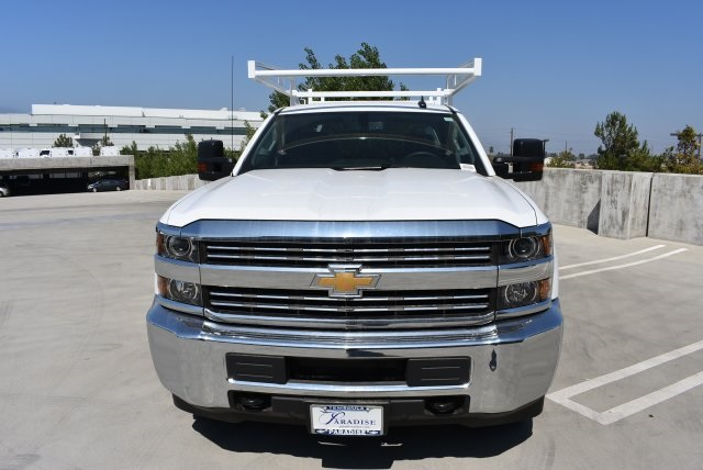 2017 Silverado 2500 Double Cab, Harbor Utility #M17838 - photo 3
