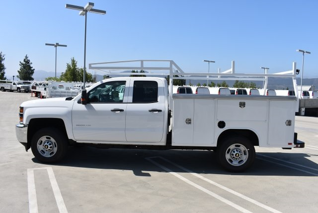 2017 Silverado 2500 Double Cab, Harbor Utility #M17838 - photo 5