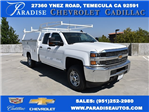 2017 Silverado 2500 Double Cab, Harbor Utility #M17838 - photo 1