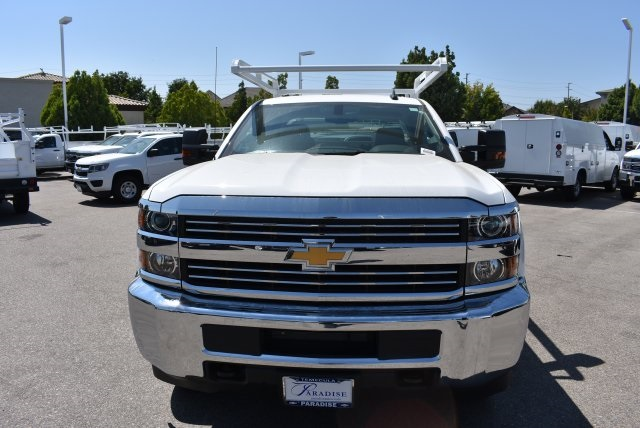 2017 Silverado 2500 Double Cab, Knapheide Utility #M17839 - photo 4