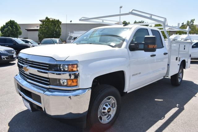 2017 Silverado 2500 Double Cab, Knapheide Utility #M17839 - photo 5
