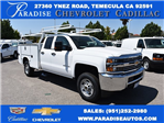 2017 Silverado 2500 Double Cab, Knapheide Utility #M17839 - photo 1