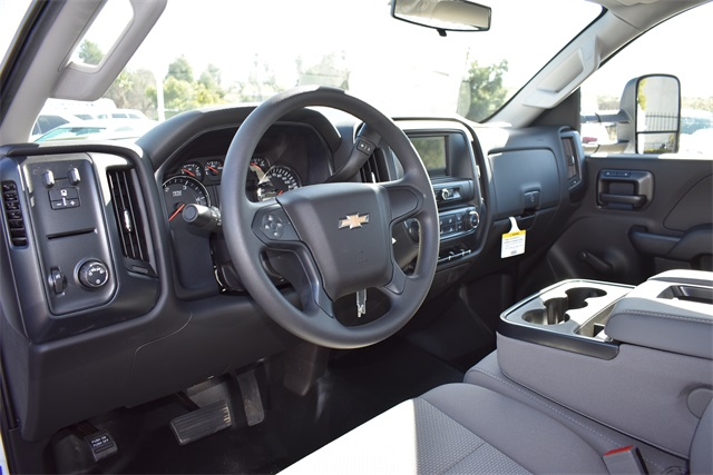 2017 Silverado 3500 Regular Cab, Royal Contractor Body #M17842 - photo 19