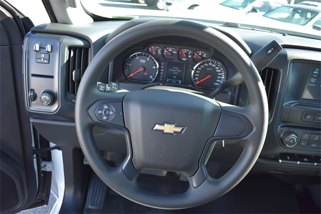 2017 Silverado 3500 Regular Cab, Royal Contractor Body #M17842 - photo 21