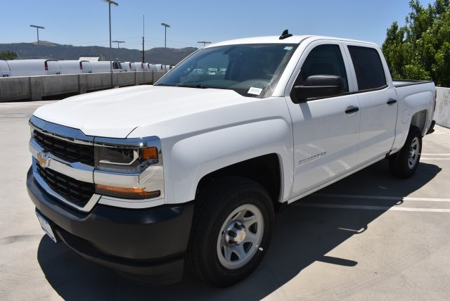2017 Silverado 1500 Crew Cab,  Pickup #M17843 - photo 5