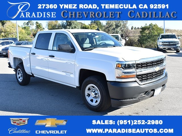2017 Silverado 1500 Crew Cab 4x2,  Pickup #M17843 - photo 1