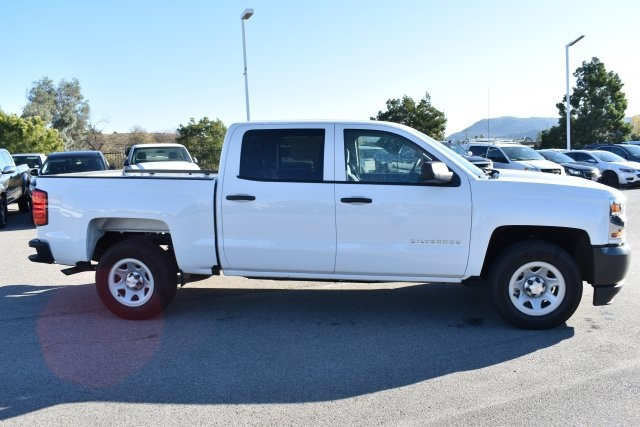 2017 Silverado 1500 Crew Cab 4x2,  Pickup #M17843 - photo 9