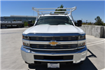 2017 Silverado 3500 Regular Cab, Harbor ComboMaster Combo Body #M17861 - photo 3