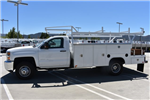 2017 Silverado 3500 Regular Cab, Harbor ComboMaster Combo Body #M17861 - photo 5