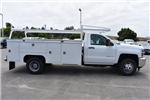 2017 Silverado 3500 Regular Cab DRW, Scelzi Signature Service Utility #M17881 - photo 9