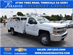 2017 Silverado 3500 Regular Cab DRW, Scelzi Utility #M17881 - photo 1
