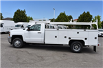2017 Silverado 3500 Regular Cab DRW, Scelzi Signature Service Utility #M17881 - photo 6