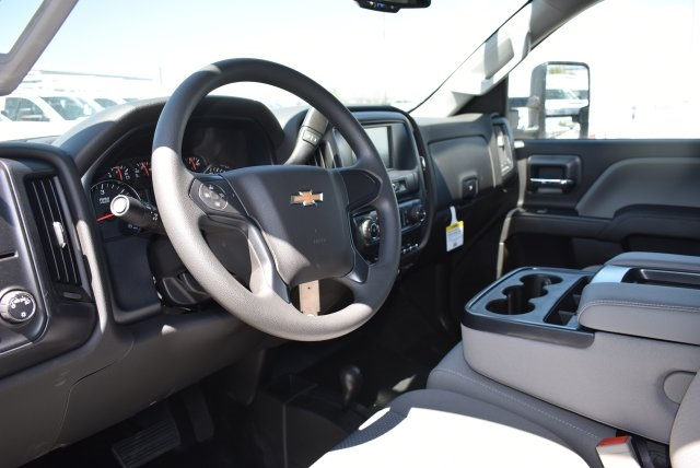 2017 Silverado 2500 Double Cab 4x4, Harbor Utility #M17887 - photo 19