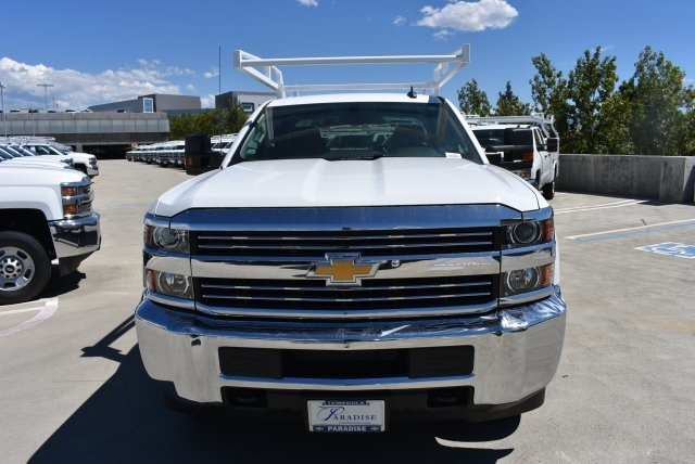 2017 Silverado 2500 Double Cab 4x4, Harbor Utility #M17887 - photo 3