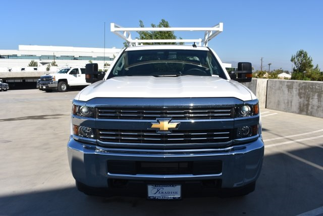 2017 Silverado 2500 Double Cab 4x4, Harbor Utility #M17890 - photo 4
