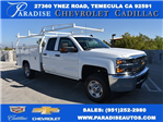 2017 Silverado 2500 Double Cab 4x4, Harbor Utility #M17890 - photo 1