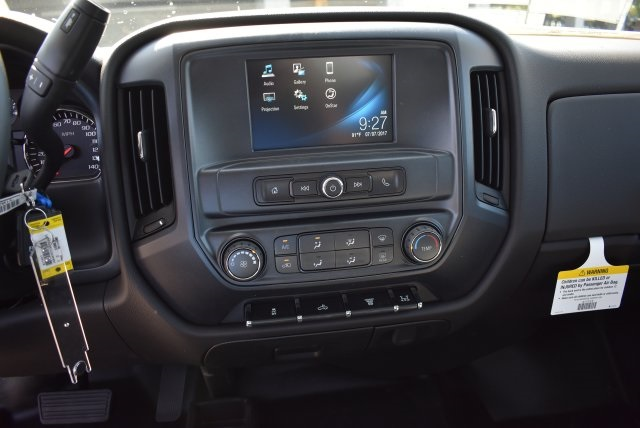 2017 Silverado 3500 Crew Cab 4x4, Harbor Combo Body #M17907 - photo 23