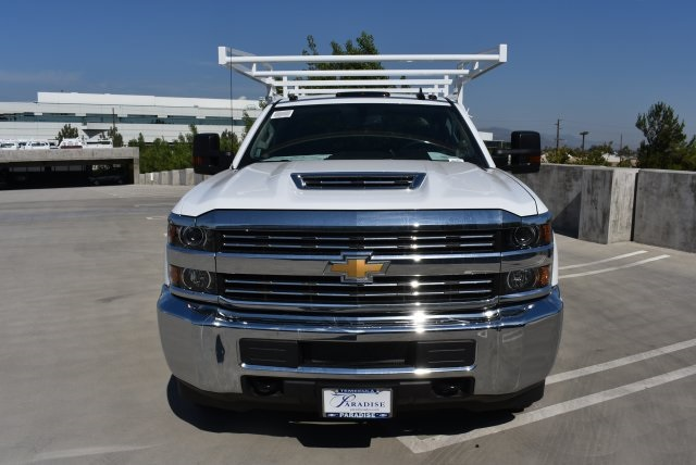 2017 Silverado 3500 Crew Cab 4x4, Harbor Combo Body #M17907 - photo 4