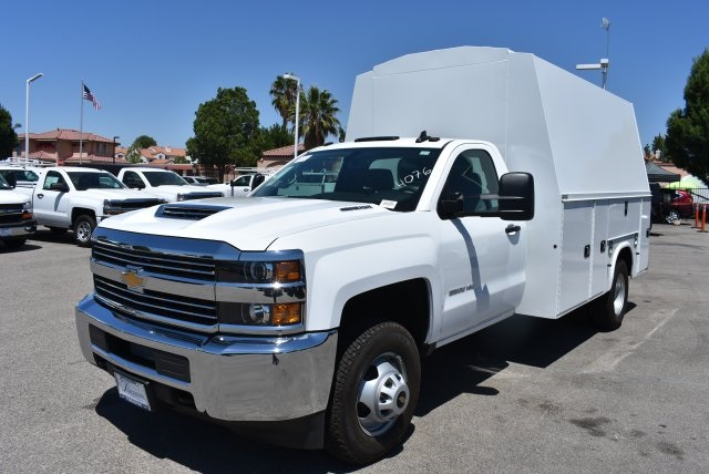 2017 Silverado 3500 Regular Cab, Knapheide KUVcc Plumber #M17958 - photo 5