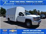 2017 Silverado 3500 Regular Cab DRW,  Knapheide Plumber #M17958 - photo 1
