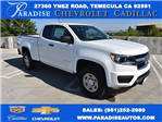 2017 Colorado Double Cab 4x4 Pickup #M17965 - photo 1