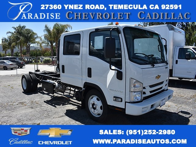 2018 LCF 5500HD Crew Cab 4x2,  Cab Chassis #M18000 - photo 1