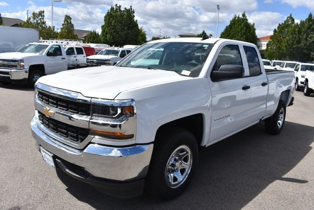 2018 Silverado 1500 Double Cab,  Pickup #M18019 - photo 5
