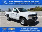 2018 Silverado 1500 Regular Cab,  Pickup #M18026 - photo 1
