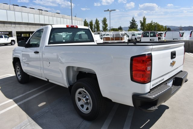 2018 Silverado 1500 Regular Cab Pickup #M18029 - photo 7