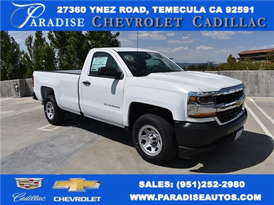 2018 Silverado 1500 Regular Cab Pickup #M18029 - photo 1