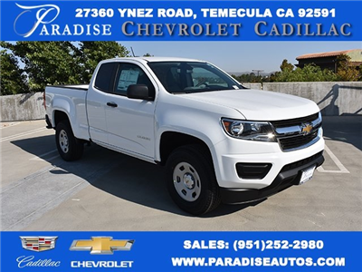 2018 Colorado Extended Cab Pickup #M18133 - photo 1