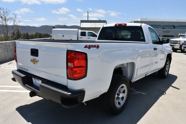 2018 Silverado 1500 Regular Cab 4x4,  Pickup #M181561 - photo 2