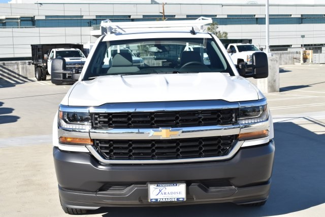 2018 Silverado 1500 Regular Cab 4x2,  Harbor Utility #M181641 - photo 4