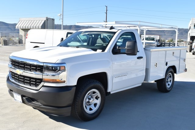 2018 Silverado 1500 Regular Cab 4x2,  Harbor Utility #M181641 - photo 5