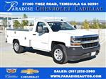 2018 Silverado 1500 Regular Cab 4x2,  Harbor Utility #M181641 - photo 1