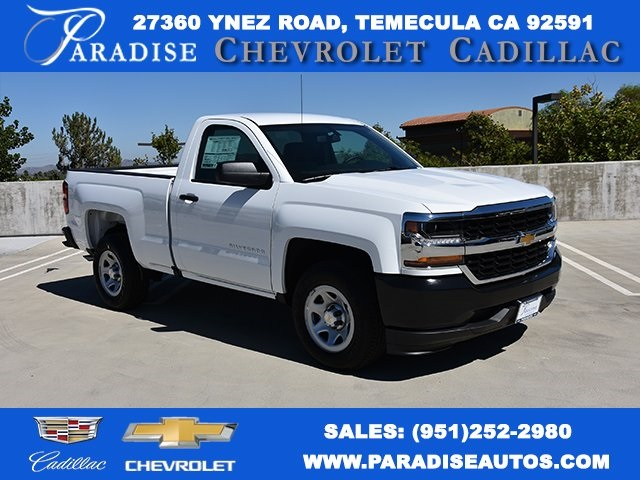 2018 Silverado 1500 Regular Cab 4x2,  Pickup #M181681 - photo 1