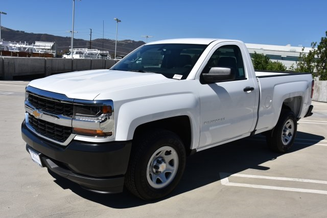 2018 Silverado 1500 Regular Cab 4x2,  Pickup #M181681 - photo 5